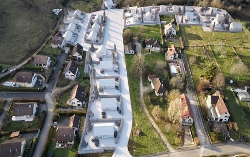 terrains a vendre AVANNE-AVENEY
