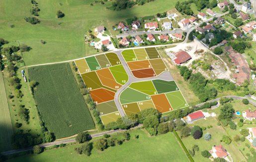 terrains a vendre mandeure