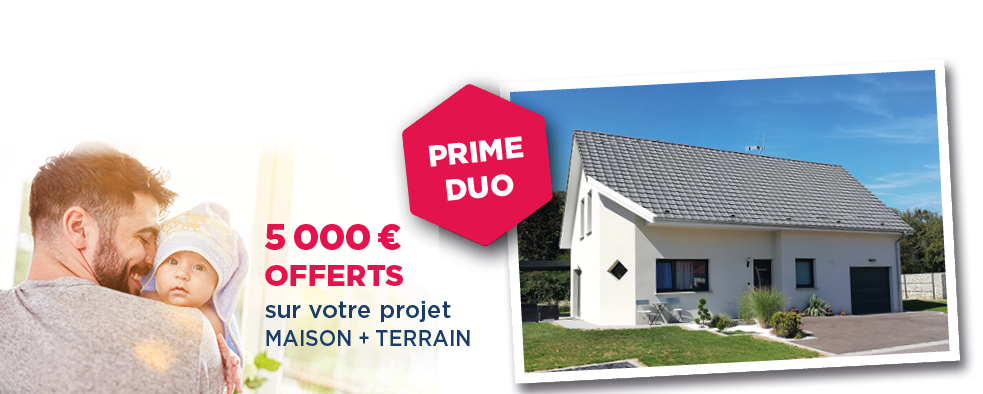 Prime Duo - 5000 € Offerts