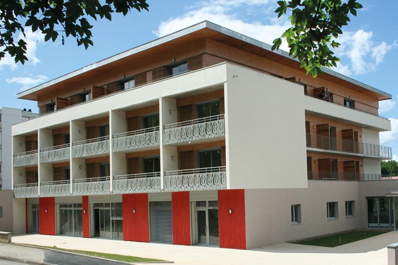 Résidence autonomie - Foyer Bossière Montbéliard (25)