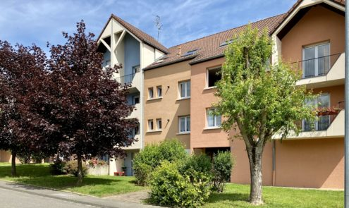 Appartement à Châtenois-les-Forges