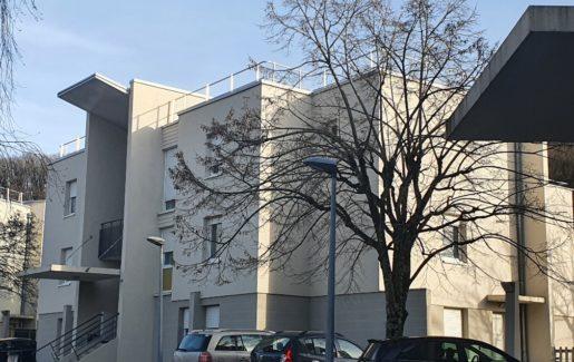Programme Rue Blaise Pascal Néolia - Besançon