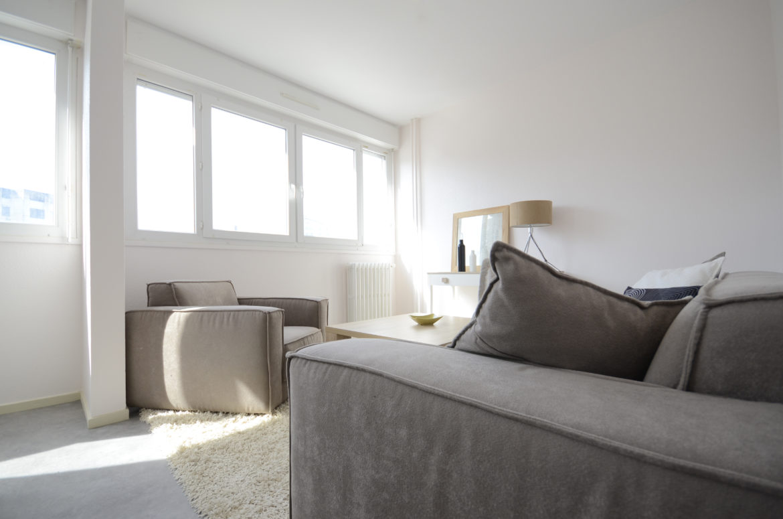 Appartement T4 en location à Planoise - Besançon