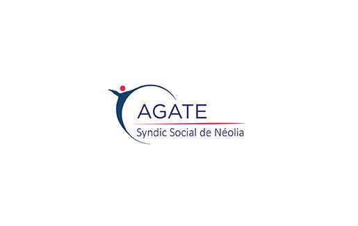 Logo syndic Néolia Agate