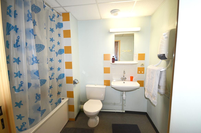 Logement étudiant Néolia - Salle de bain