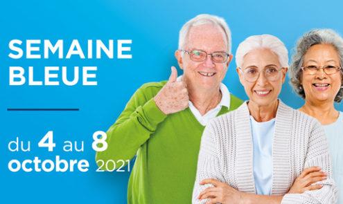 Semaine Bleue Néolia 2021