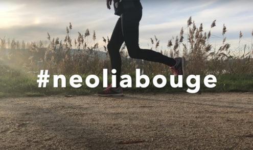 Challenge NéoliaBouge Néolia